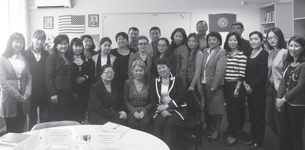 О вопросах интернационализации образования в Кыргызстане