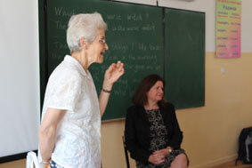English language summer school in Ak Orgo 008