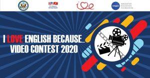 ВИДЕОСЫНАК: I LOVE ENGLISH BECAUSE…