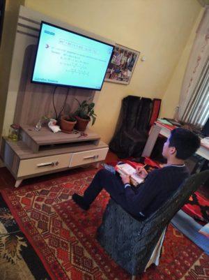 КЫРГЫЗСТАНДАГЫ МЕКТЕПТЕРДЕ IV ЧЕЙРЕКТИН САБАКТАРЫ БАШТАЛДЫ