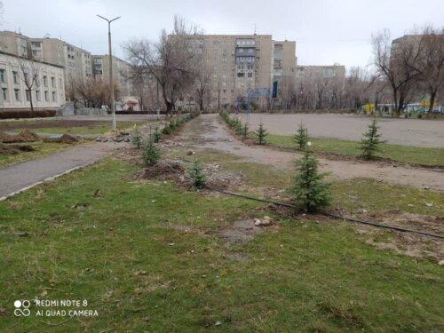 """""""ЖАШЫЛ МЕКТЕПКЕ"""" АЙЛАНГАН №69"""