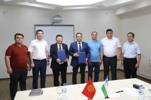 Церемония открытия Кыргызско-Узбекского факультета и запуск программы двойного диплома между КЭУ и ТГЭУ